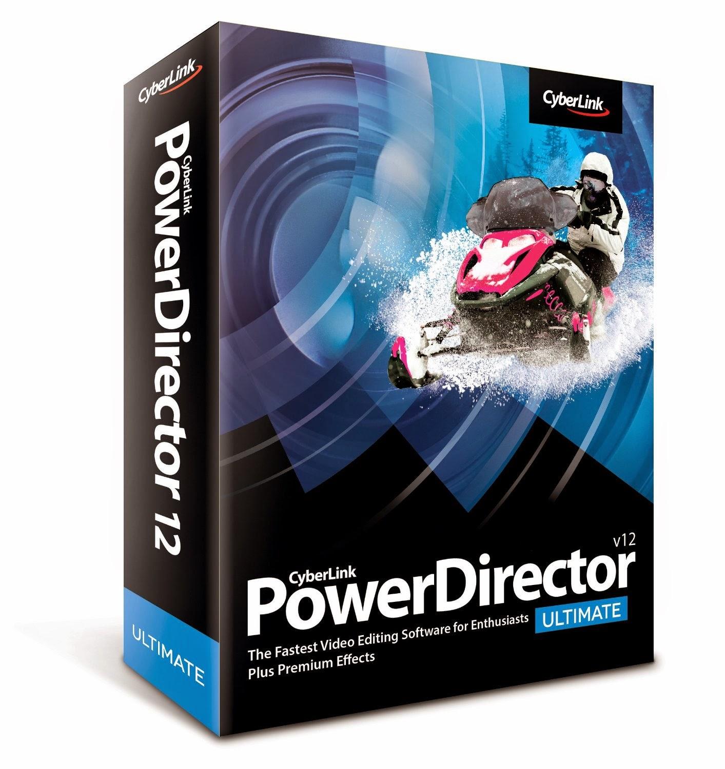 cyberlink power director 12 deluxe