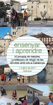 XI jornada de mestres i professors de religió de les diòcesis amb seu a Catalunya