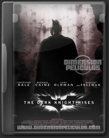 The Dark Knight Rises (TS Inglés Subtitulado) (2012)