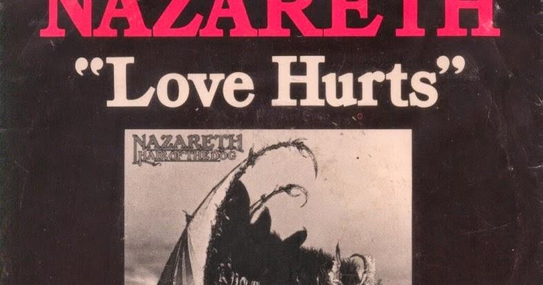 nazareth love hurts