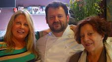 Presentación de nuevo Menú Restaurante CABERNET