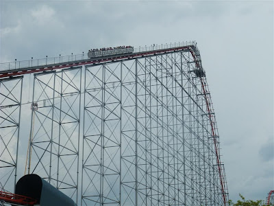 The Magnum, cedar point, best ride ever