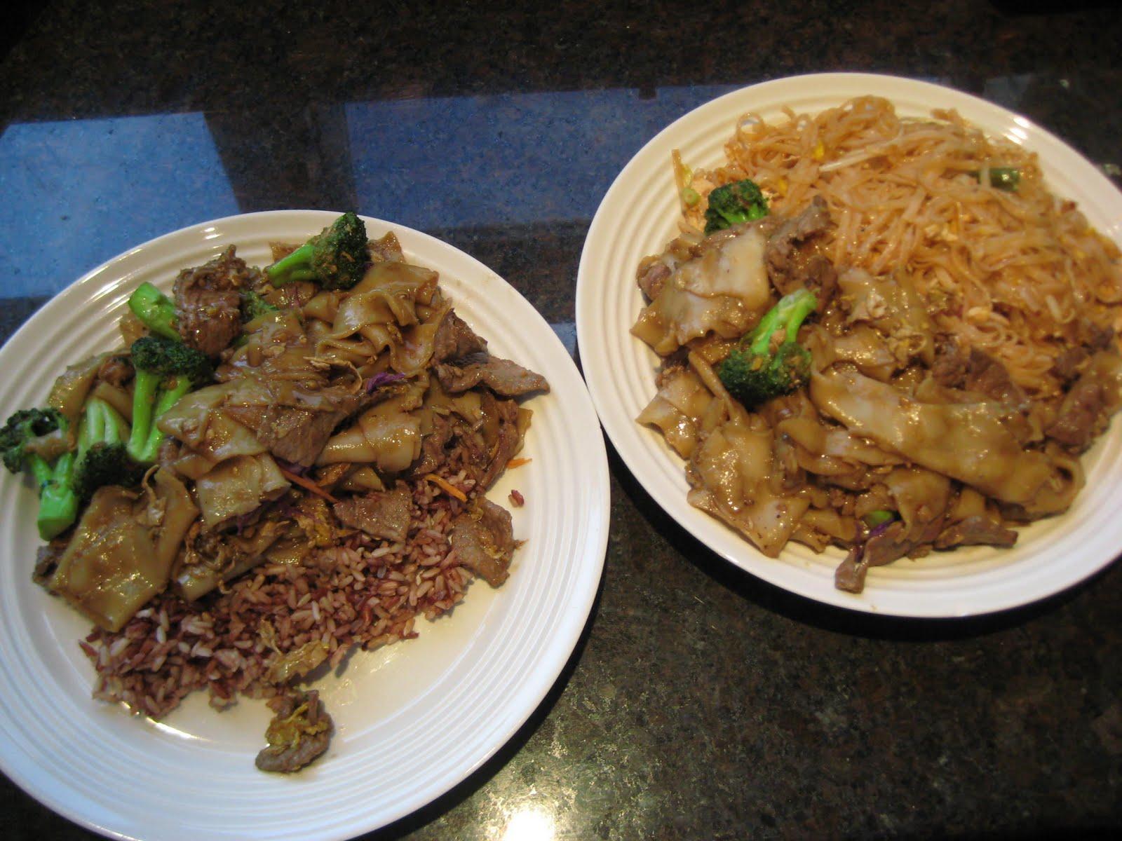 life as always restaurant review thai thani kitchen
