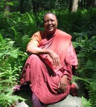 Venerable Pannavati Bhikkhuni