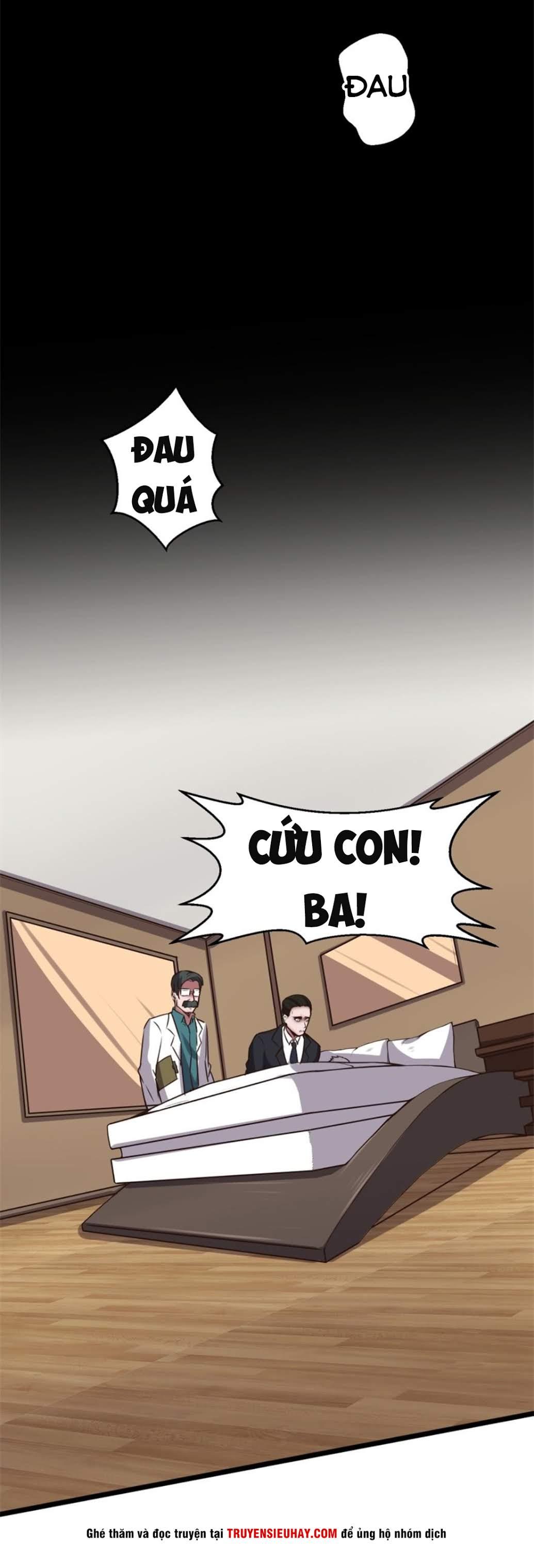Đô Thị Âm Dương Tiên Y chap 1 - Trang 21
