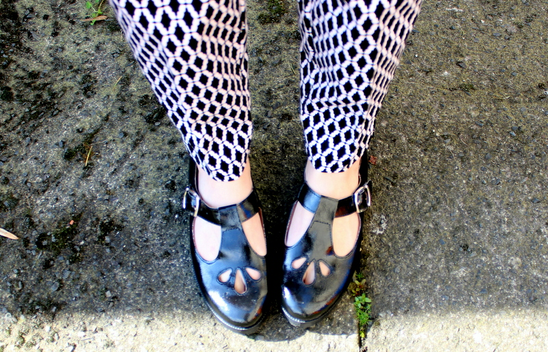 UK fashion blog high street