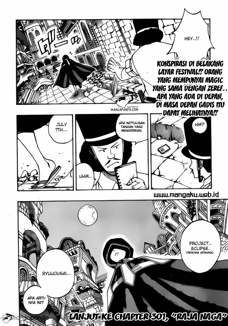 Fairy Tail 301 Bahasa Indonesia
