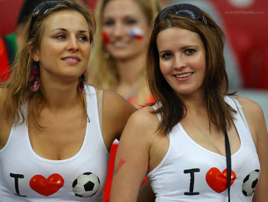 Euro Football's Most Attractive Portuguese Female Fans