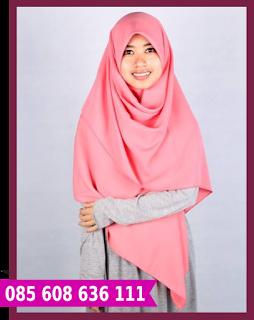 jilbab segi empat lebar