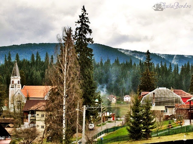 panorama borsec vila riki