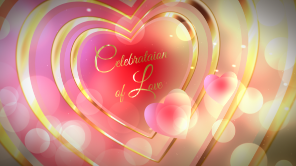VideoHive Celebration of Love