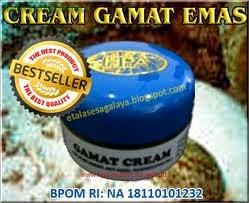 Cream Gamat Gold hpa - krim pemutih alami aman merawat wajah