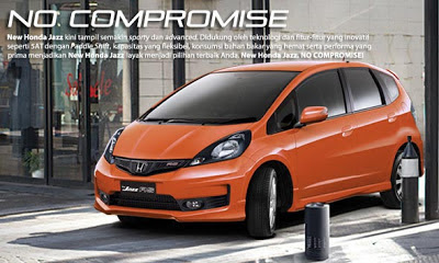 Spesifikasi dan Harga New Honda Jazz 2013