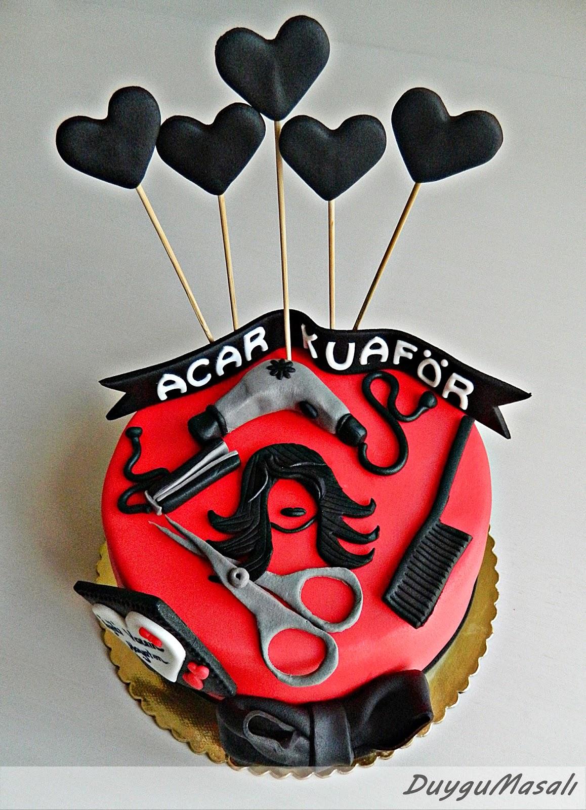 yetişkin doğum günü butik pasta
