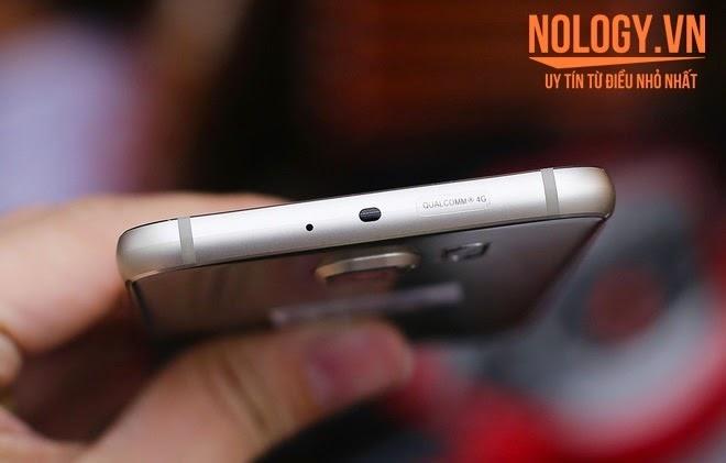 Cạnh rìa Samsung Galaxy S6 2 Sim xách tay