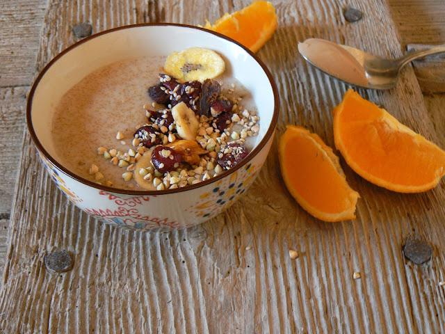 Recette Petit-déjeuner sans gluten: naturopathie Ain
