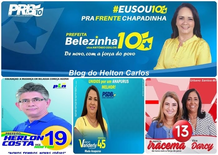 Eleições 2016 - Candidatos: