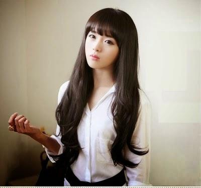 Foto Model Rambut Lembut