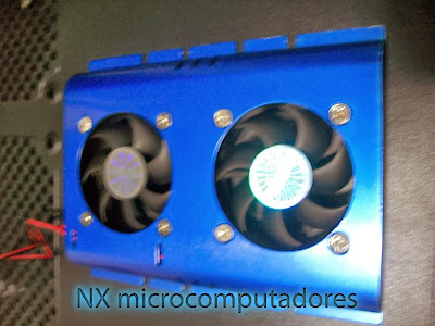 Cooler de HD