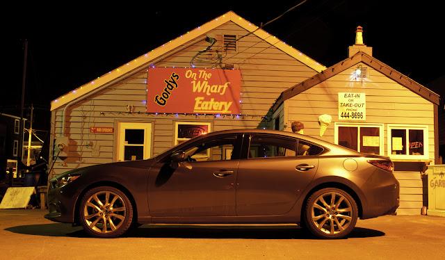 2014 Mazda 6 GT profile angle