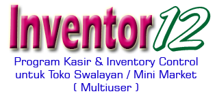 Inventor | Program POS/KASIR Multiuser