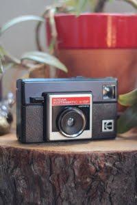 Kodak Instamatic X-15F Camera