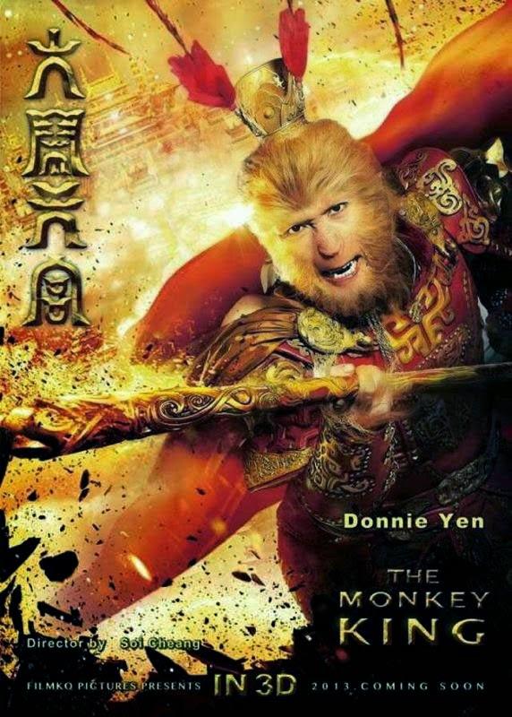 Tôn Ngộ Không Ba Lần Đánh Bạch Cốt Tinh Full Tập Thuyết minh Full HD - Monkey King 2 (2016)