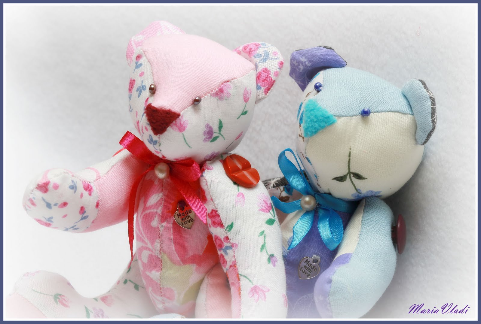Мягкие игрушки пэчворк своими руками