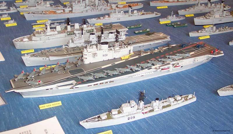 Battleground Hobbies: Matchstick Fleet by Phil Warren