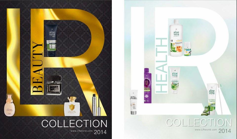 Catálogos LR Salud y Belleza