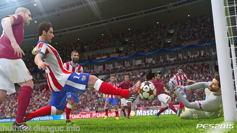 Pro Evolution Soccer 2015 full crack