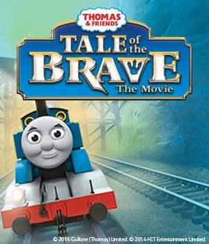 Thomas Và Những Người Bạn - Thomas & Friends Tale of the Brave