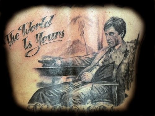 http://1.bp.blogspot.com/-fy0IlDQskkk/U-fJLm1rrOI/AAAAAAAAHIo/egYed-B9EkI/s1600/scarface-tattoo-ideas-the-world-is-yours.jpg