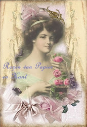 romantisch blog van Janny(papieren rozen)