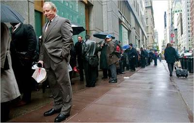 le chômage et l'économie