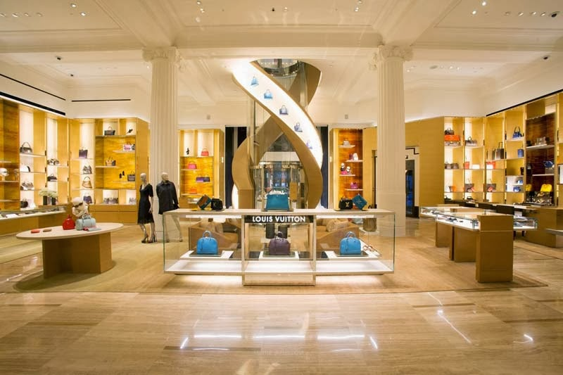 Louis Vuitton, Townhouse, almacenes Selfridges, Londres