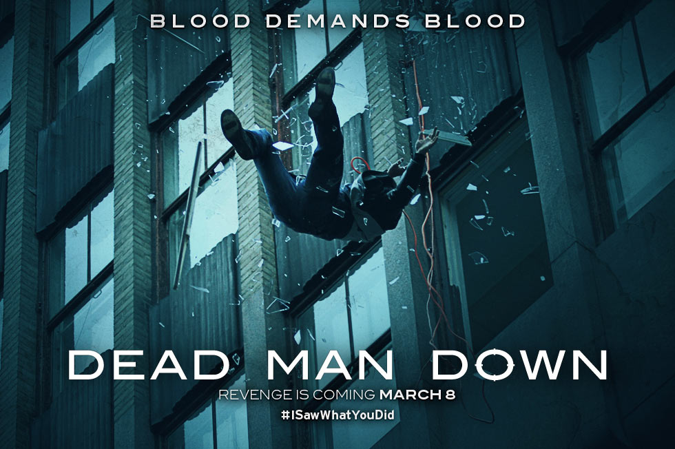 film Dead Man Down 2013