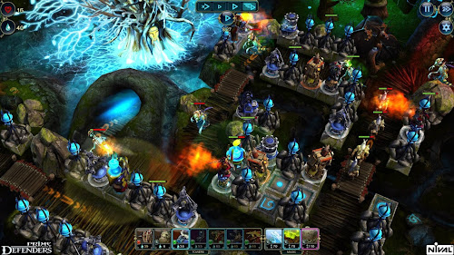 Screen Shot Of Prime World Defenders (2013) Full PC Game Free Download At Downloadingzoo.Com