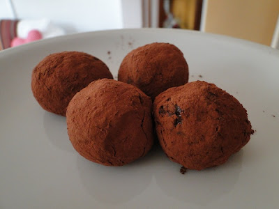Dukan Chocolate Truffles