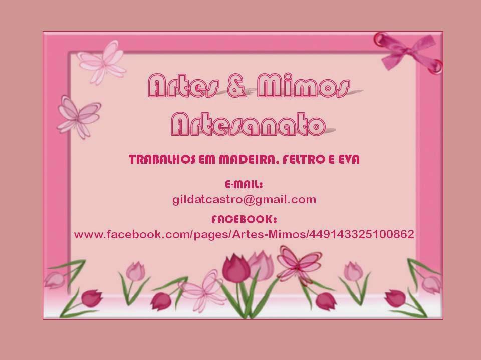 Artes & Mimos by Gilda