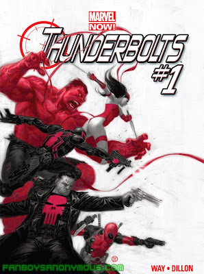 Read Marvel NOW!'s Thunderbolts on Comixology