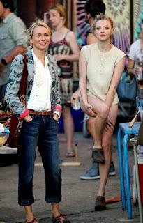 Amanda Seyfried Brown Bikini Brooklyn