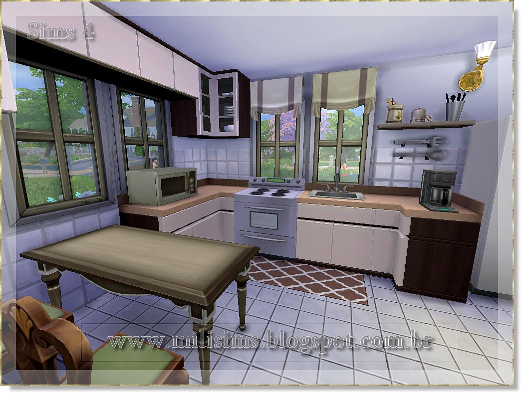 Sala dois quartos cozinha e dois banheiros. #465B85 1044 788