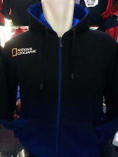 Gambar desain terbaru jaket hoodie national geographic foto photo kamera Jaket hoodie National Geographic warna biru navy hitam terbaru di enkosa sport toko online jersey bola terpercaya lokasi di jakarta pasar tanah abang