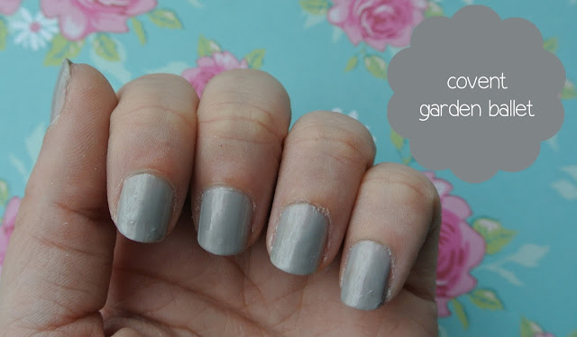 nails inc covent garden ballet swatch