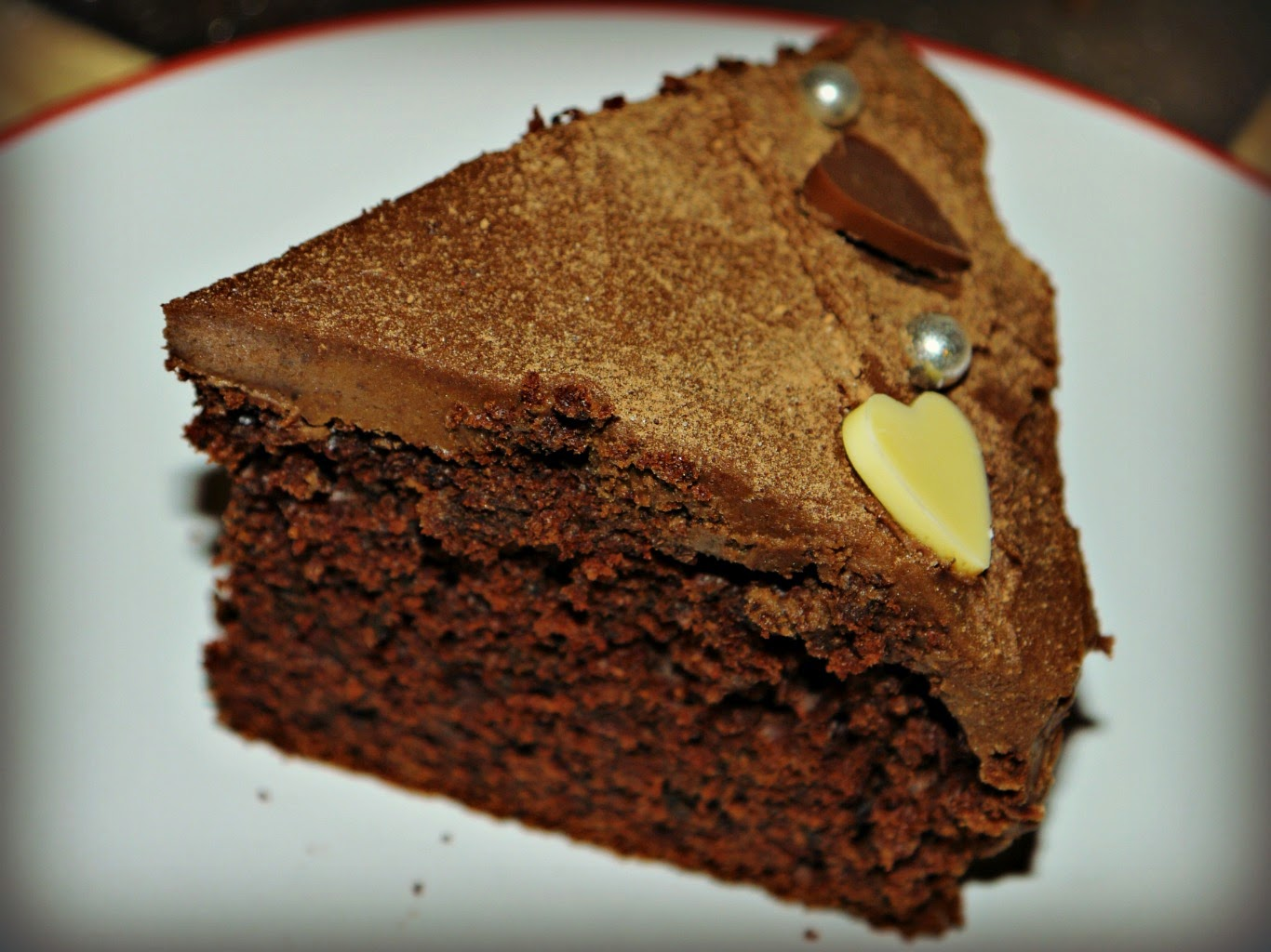 Dr Oetkers, chocolate cake