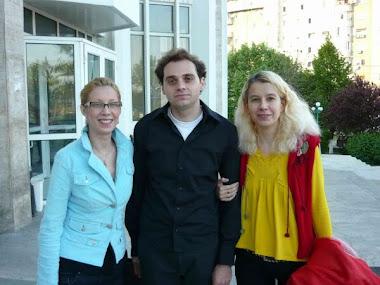Laura Simion Mihai Taciu Olivia Marcov in sos Berceni 24 USH Drept