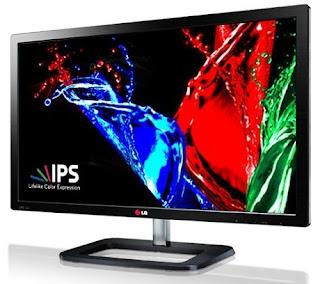 Televisi LG 27 Inch Dengan Resolusi Layar Kalahkan Full HD
