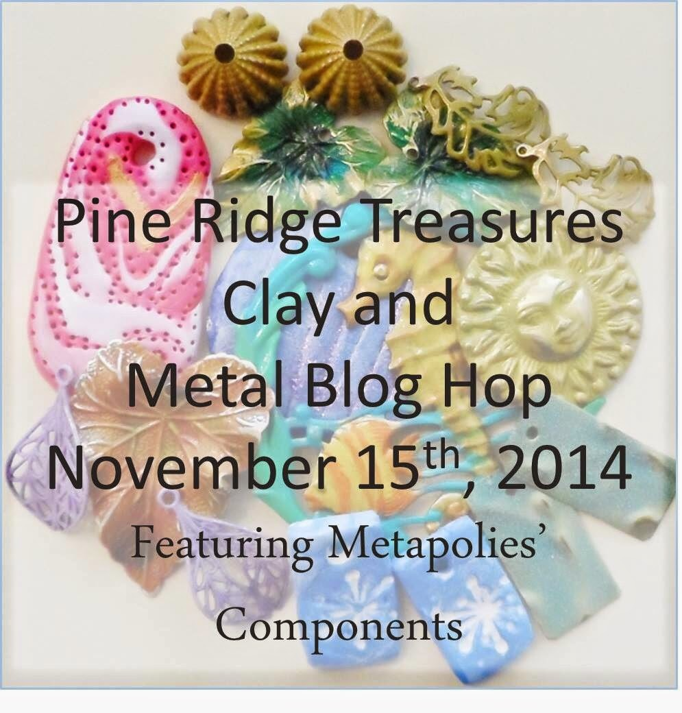 Clay & Metal Blog Hop