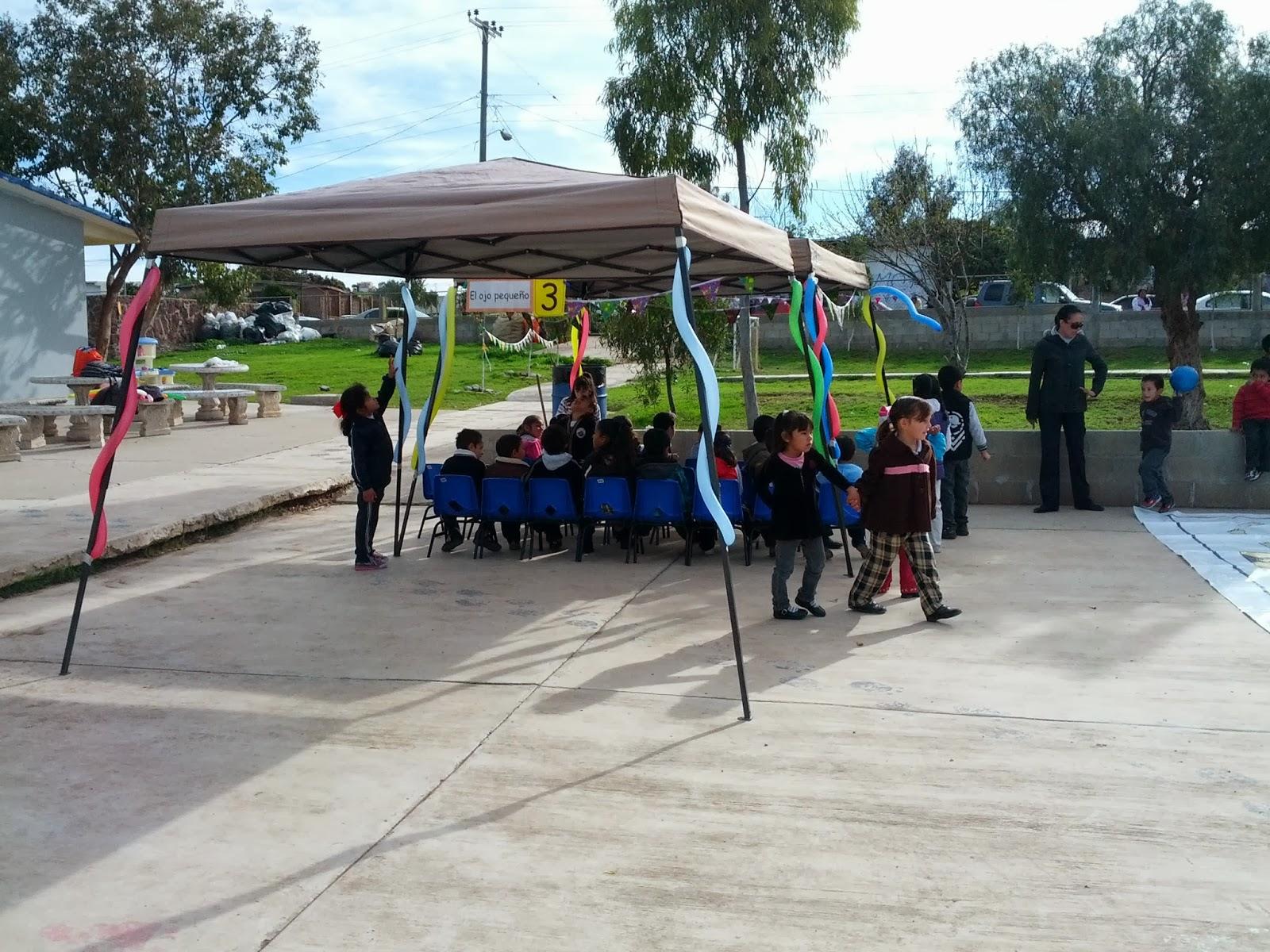 Jardín de Niños Municipio de Rosarito   Actividades de PREVIOLEM